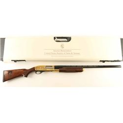 Remington 870 Magnum Ducks Unlimited Tribute