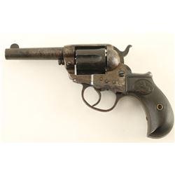 Colt 1877 Lightning .38 LC SN: 158987