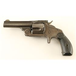 Smith & Wesson .38 Single Action SN: 5488
