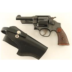 Smith & Wesson 38/44 38 SPL SN: 23743
