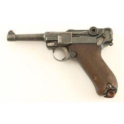 DWM Luger 7.65/30 Cal SN: 82315