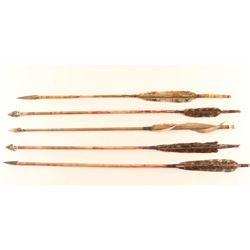Original Apache Indian Arrows