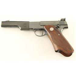 Colt Woodsman 22LR SN: MT12177