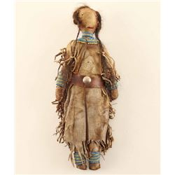 Navajo Child's Doll