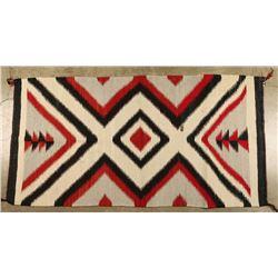 Navajo X Design Rug