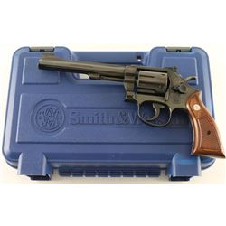 Smith & Wesson 17-9 .22 LR SN: CNR2157
