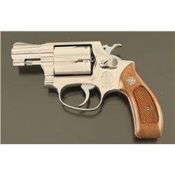 Smith & Wesson 60-7 .38 Spl SN: BKC5837