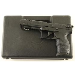 Walther P22 Target .22 LR SN: WA001003