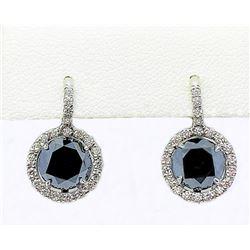 Stunning ladies drop earrings