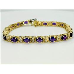 Gorgeous ladies heavy bracelet