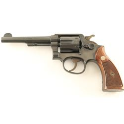 Smith & Wesson Pre Model 10 38 SPL