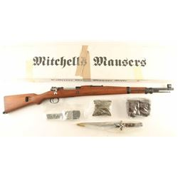 Yugoslavian Mauser 48 8mm SN: M67780