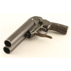 Flieger Leuchtpistole Double Signal Pistol