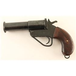 "British No 1 Mk 5 1"" Signal Pistol"