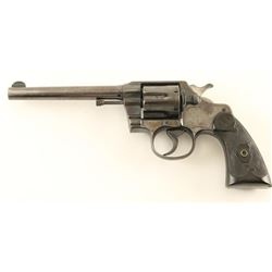 Colt Army Special 32-20 SN: 377481