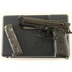 Beretta Model 92FS 9mm SN: BER343629Z