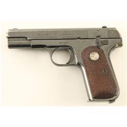 Colt 1903 Pocket Hammerless .32 ACP #260207
