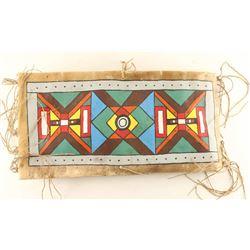 Native American Partflech Bag