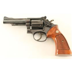Smith & Wesson Model 15-3 38 SPL