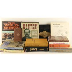 Lot of Old West Related Books