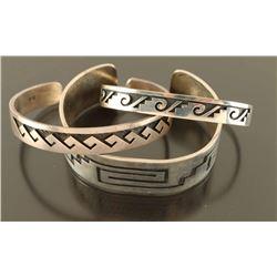 Lot of 3 Hopi Bracelet