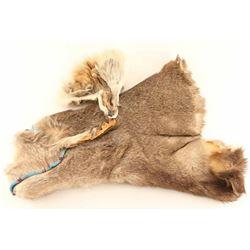 Elk Fur Bag