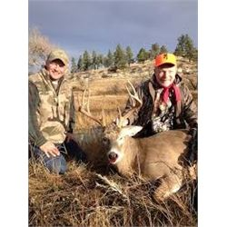 Whitetail Deer Hunt