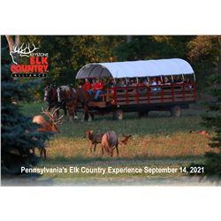 Pennsylvania Elk Country Experience