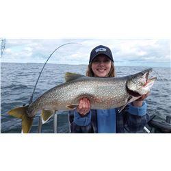 1/2 Day Fishing Lake Ontario