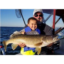 Lake Ontario Fishing Trip