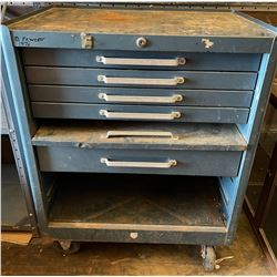 "ROLLING TOOL CHEST - 27"" X 18"" X 33.5"" H"