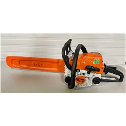 STHIL MS170 CHAINSAW - AS NEW