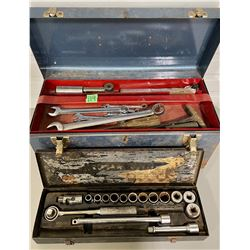 TOOL BOX W/ CONTENTS