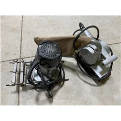 LOT OF 2 SKIL BELT SANDER & SEARS ROUTER