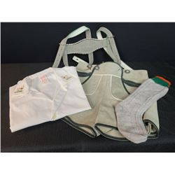 Switzerland 5 Piece Lederhosen Outfit