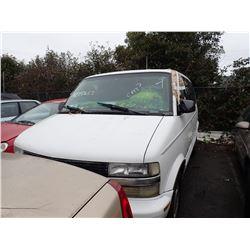 1999 Chevrolet Astro Van