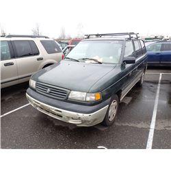 1996 Mazda MPV