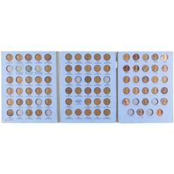 Lincoln Head Cent Book with Coins