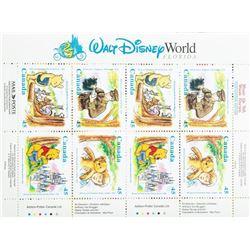 WALT DISNEY - Winnie the Pooh Stamps Mint