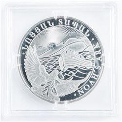 NOAH'S Ark - .9999 Fine Silver 500 Dram Coin,  1oz ASW