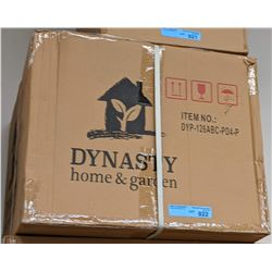 Dynasty fountains new in box with pump - poliresin