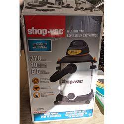 ShopRite wet/dry vacuum open box