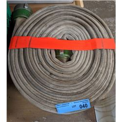 Fire hose from the show