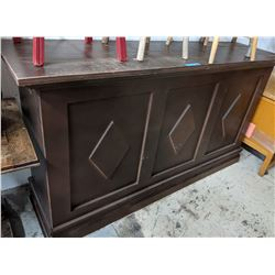 Wooden general store counter from the show (approx 8x3)