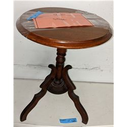 Wooden  vintage store/table