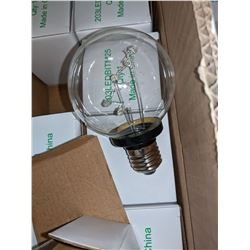 Assorted LED bulbs prox 10 - 15 pieces