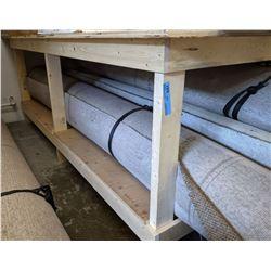 4x8 wood table
