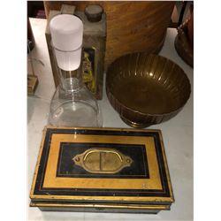 Misc vintage items