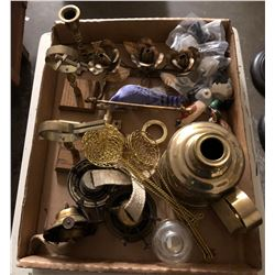 Box lot of misc