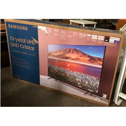 "50"" Samsung 7 series smart TV"